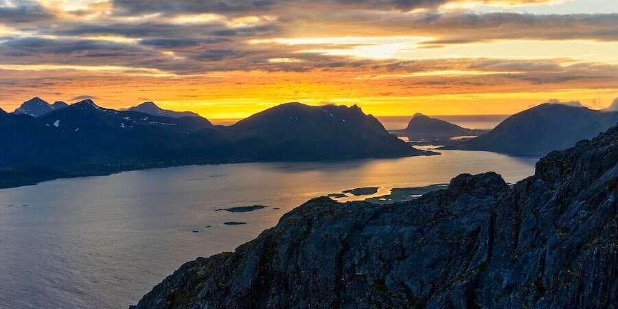 Into the Arctic - Brønnøysund - Svolvær