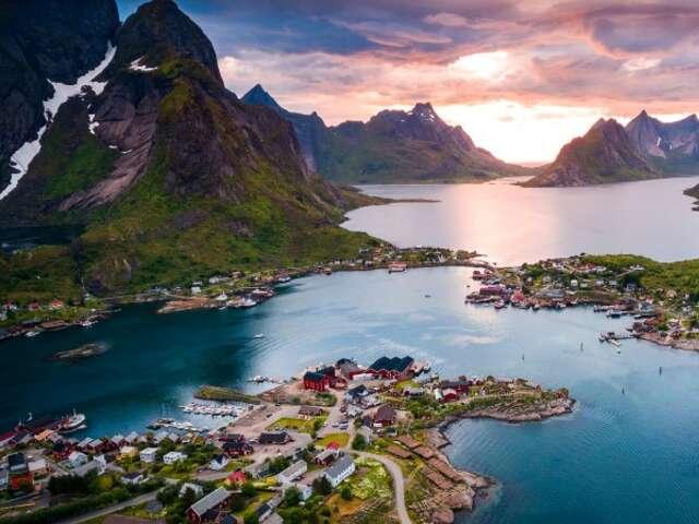 Norway: Kirkenes - Svolvær
