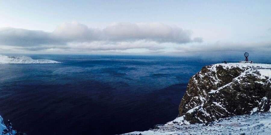 North Cape and even further north - Øksfjord - Berlevåg