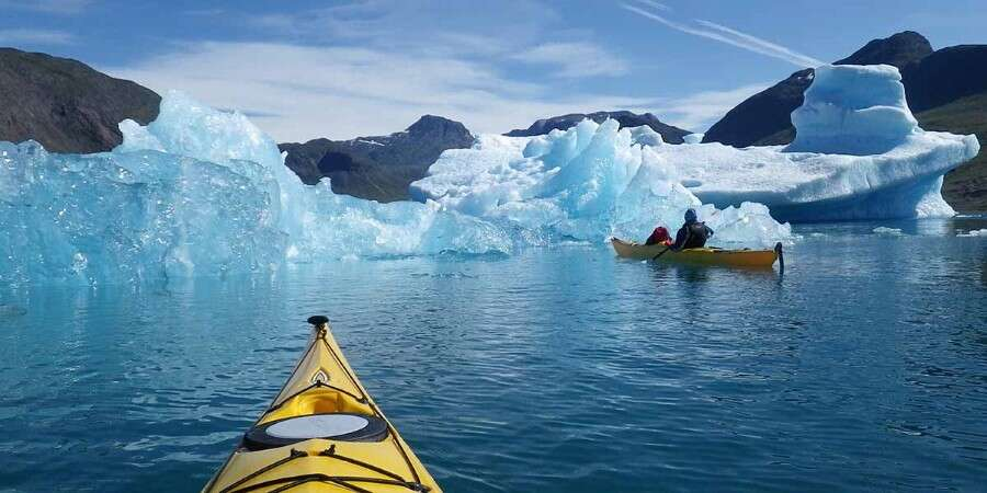 Expedition day  - Kvanefjord, Greenland