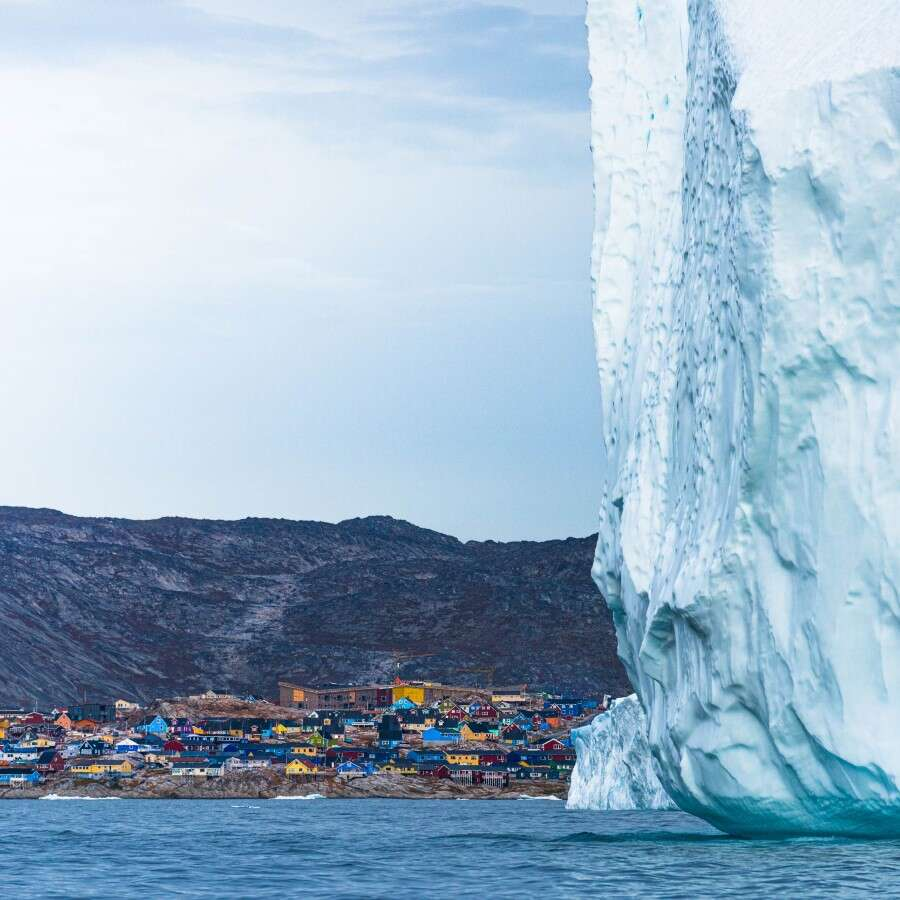 Birthplace of Icebergs - Ilulissat, Greenland