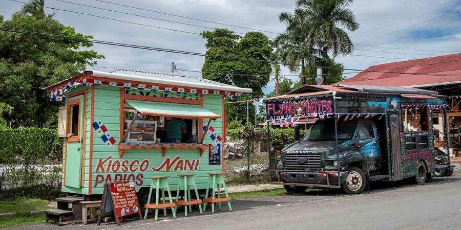 Island Style - Bocas del Toro, Panama