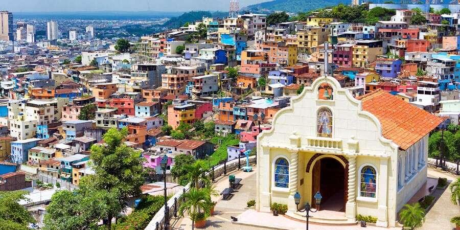 Ecuador's Coastal Metropolis - Guayaquil, Ecuador