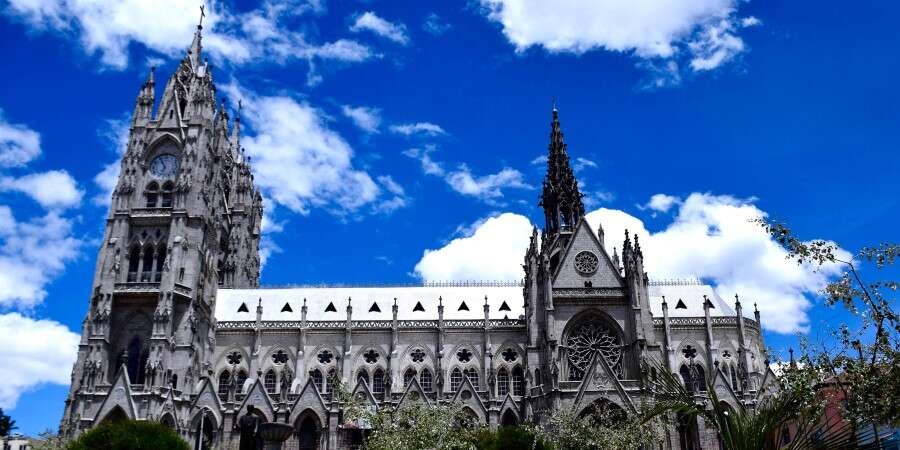 UNESCO Site and Ancient History - Quito, Ecuador - Hotel