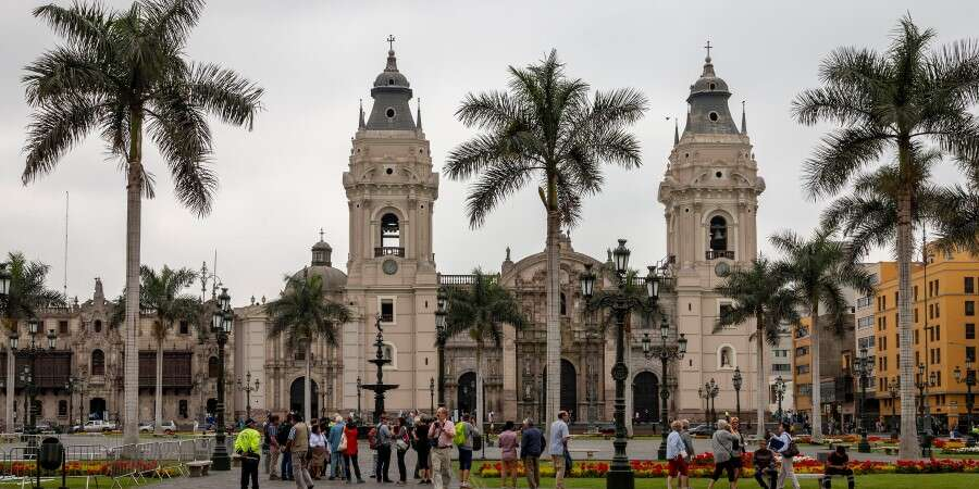 Colonial and Ancient History - Lima, Peru - Hotel
