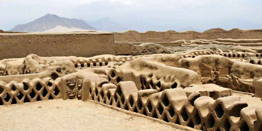Ancient Kingdoms - Salaverry, Peru