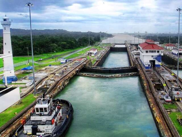 Panama to Peru – Through the Panama Canal and Along the Andean Coast