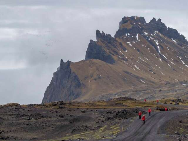 Spitsbergen, Iceland, Faroe Islands – Island Hopping In and Around the Arctic (Itinerary 2)