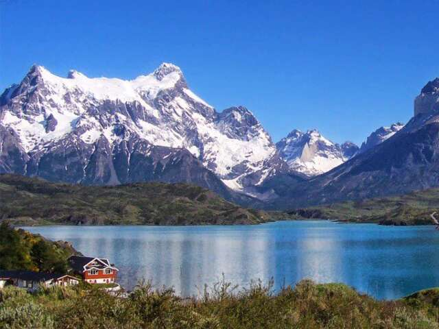 Patagonia, Chilean Fjords and Antarctica - Voyage of Discovery (Northbound)