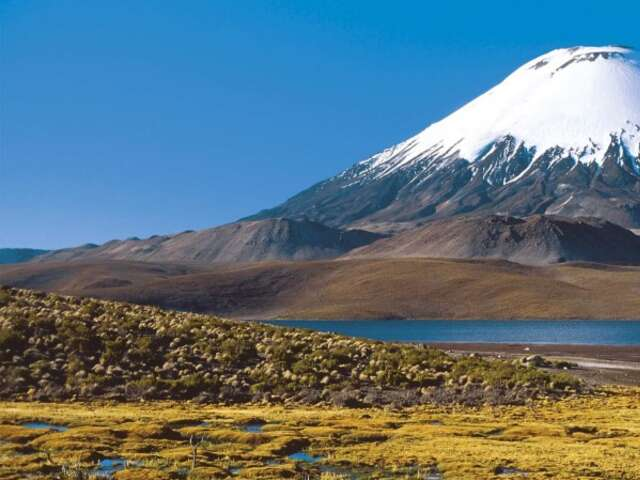 Andean Coast - From Rainforests to Mighty Peaks