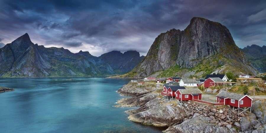 Lofoten Archipelago Discovery - Bodø and Reine