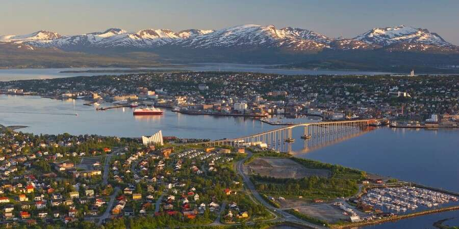 City of Explorers and Hunters - Tromsø, Norway