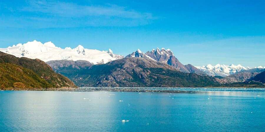 Waters of Patagonia - At Sea