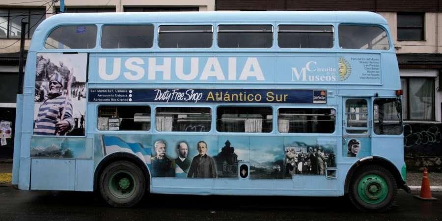 Tierra del Fuego - Buenos Aires/Ushuaia