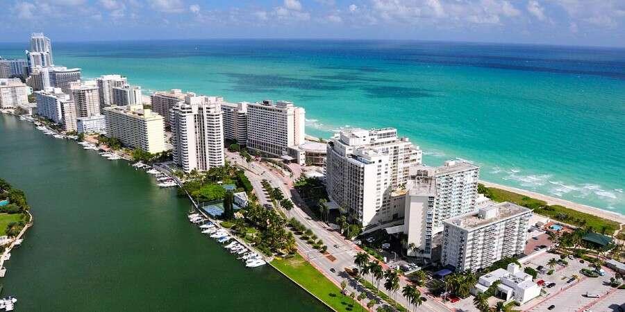 The Magic City - Miami, USA
