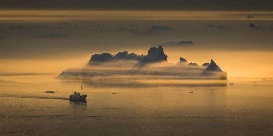 Glaciers, Icefjord and UNESCO - Ilulissat