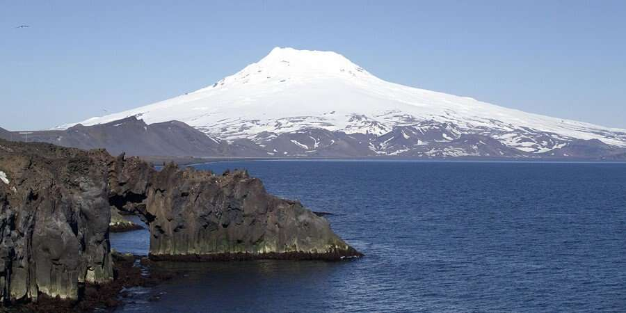 A Rarely-Visited Outpost  - Jan Mayen Island