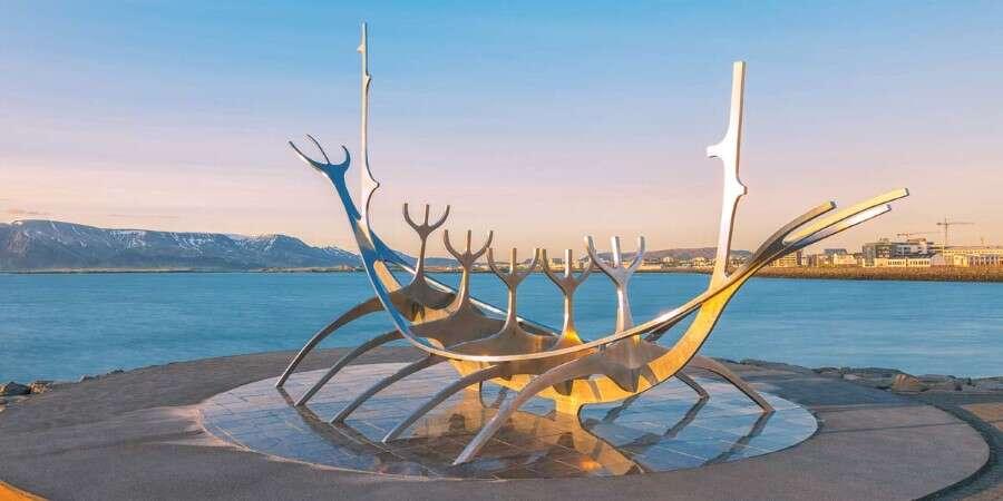 Arriving in Iceland - Reykjavik
