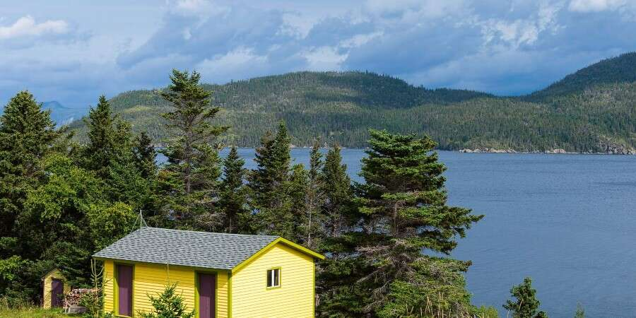 A Natural UNESCO World Heritage Site - Bonne Bay
