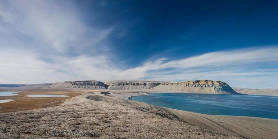 Abandoned Settlements and Wildlife Encounters - Lancaster Sound and Devon Island