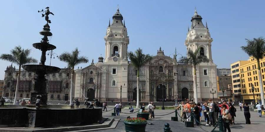 Lovely Colonial Lima - Lima, Peru