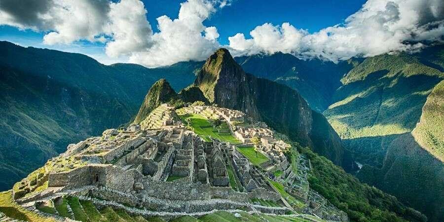 Majestic Machu Picchu - Ollantaytambo and Machu Picchu
