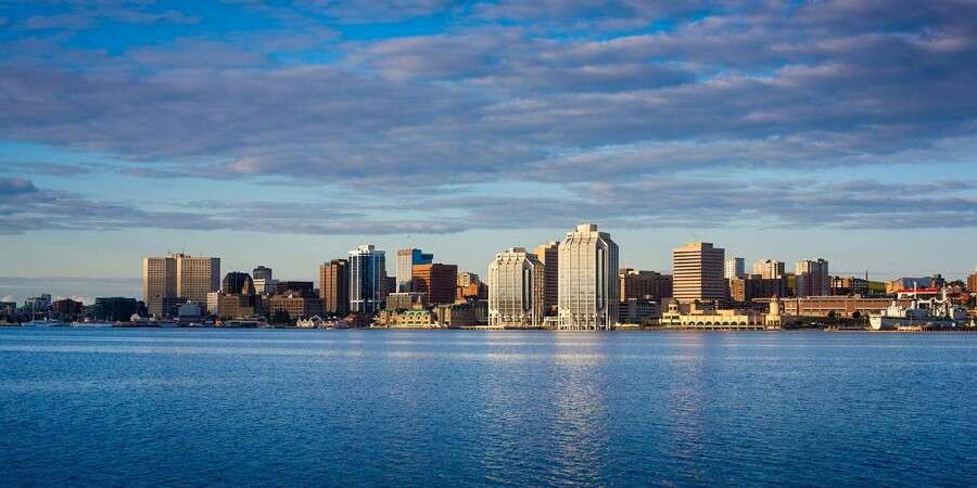 Urban History on the Edge of Wilderness - Halifax, Nova Scotia