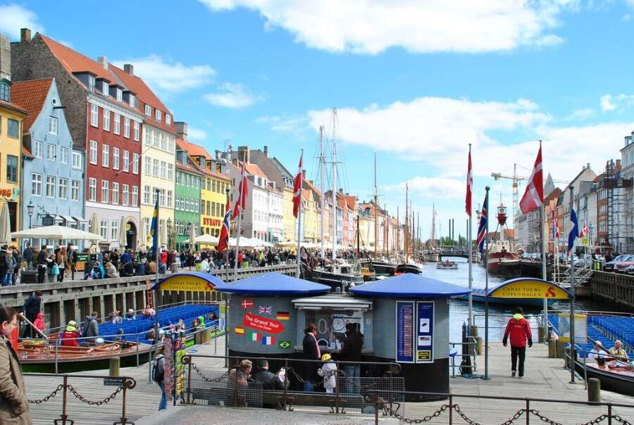 The Stylish Capital of Denmark - Copenhagen