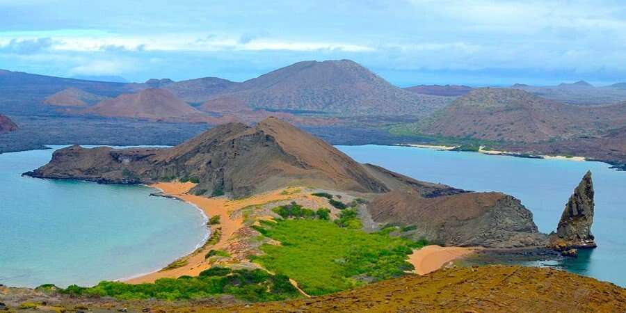 The Galápagos Islands - Quito/Baltra Island/Santa Cruz Island