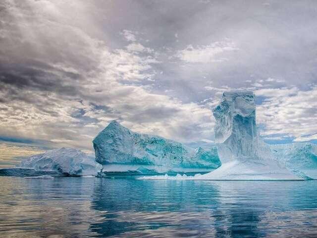 Christmas Adventure in Antarctica