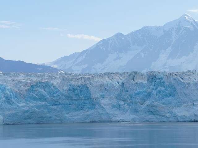 Sunday, June 21: Scenic Cruising: Hubbard Glacier