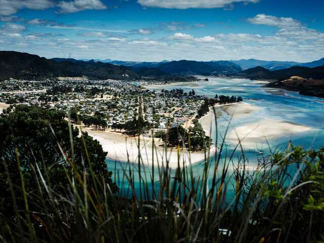 February 27th — Coromandel – Pacific Harbour Tairua – 1 night