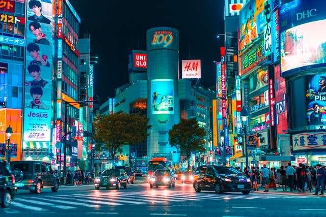 Enticing Japan