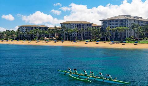 Westin Kaanapali Ocean Resort Villas, Maui