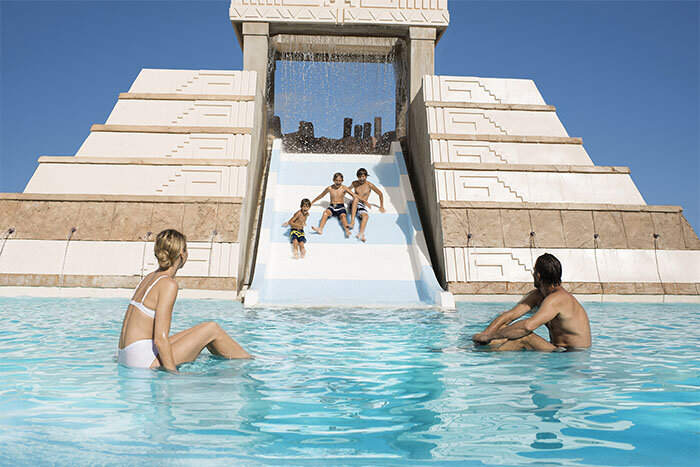 Finest Playa Mujeres by the Excellence Collection kids pool