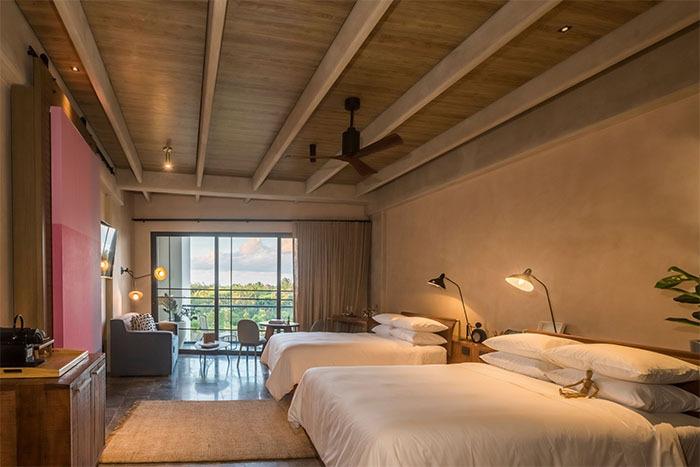 Atelier Playa Mujeres, Cancun bedroom