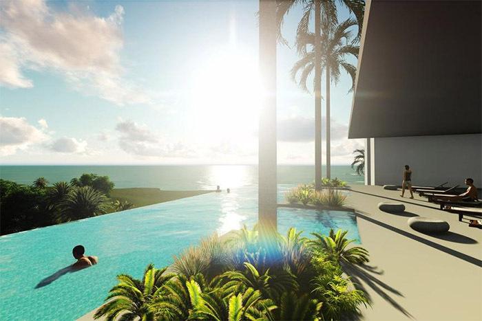 Grand Palladium Costa Mujeres Resort & Spa pool