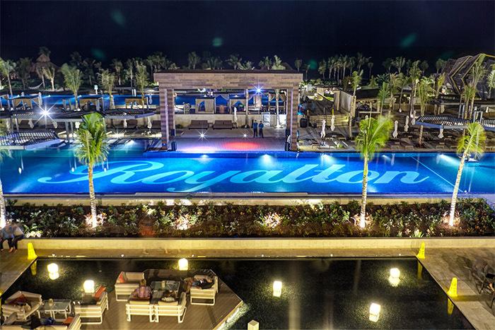 Royalton Riviera Cancun Resort & Spa pool