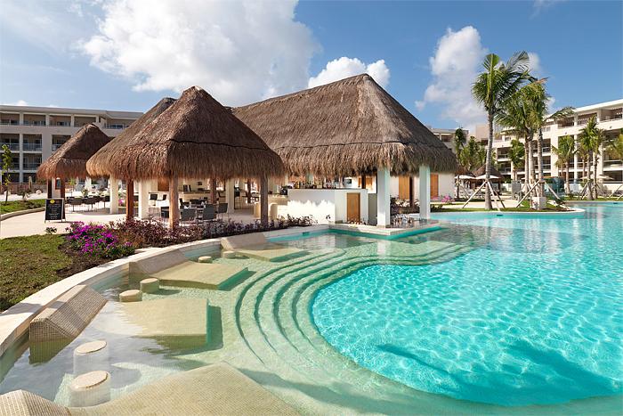 Paradisus Playa del Carmen La Esmeralda holidays