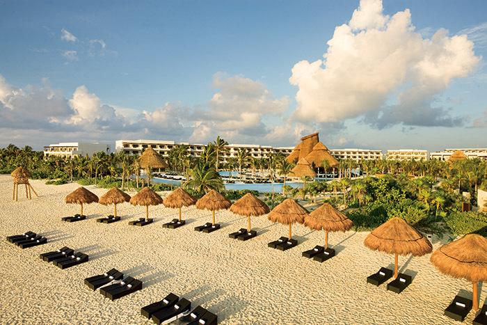 Secrets Maroma Beach Riviera Cancun beach