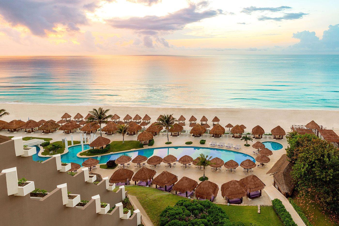 Paradisus Cancun Cancun, Mexico beach