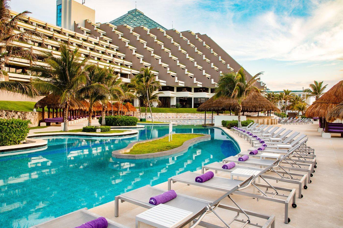 Paradisus Cancun Cancun, Mexico pool