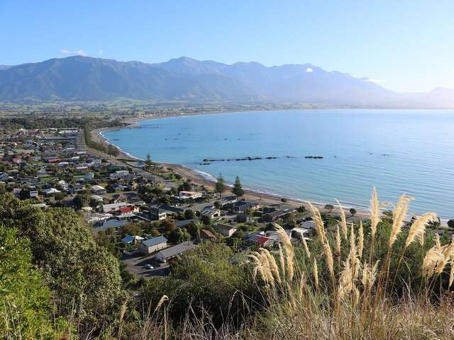 March 4th — Kaikoura – Gateway Motor Lodge – 2 nights