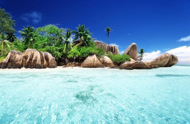 Seychelles Beach a Paradise