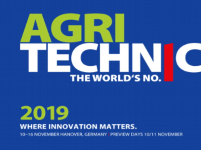 SOLD OUT! Agritechnica 2019 GRAINEWS TOUR – featuring BASF, John Deere & Fendt factory visits