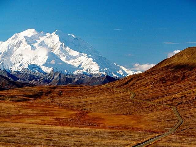 Thursday, June 18: Mt. McKinley (Talkeetna)