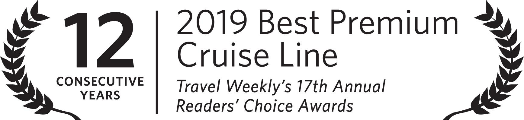 2019 Best Premium Cruise Line