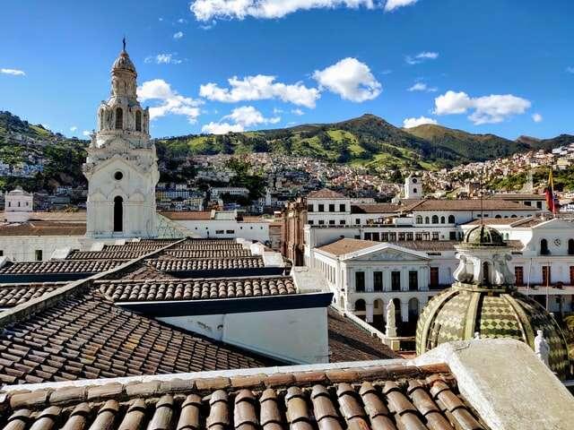 April 8 / Quito – Swissotel Quito – 2 nights