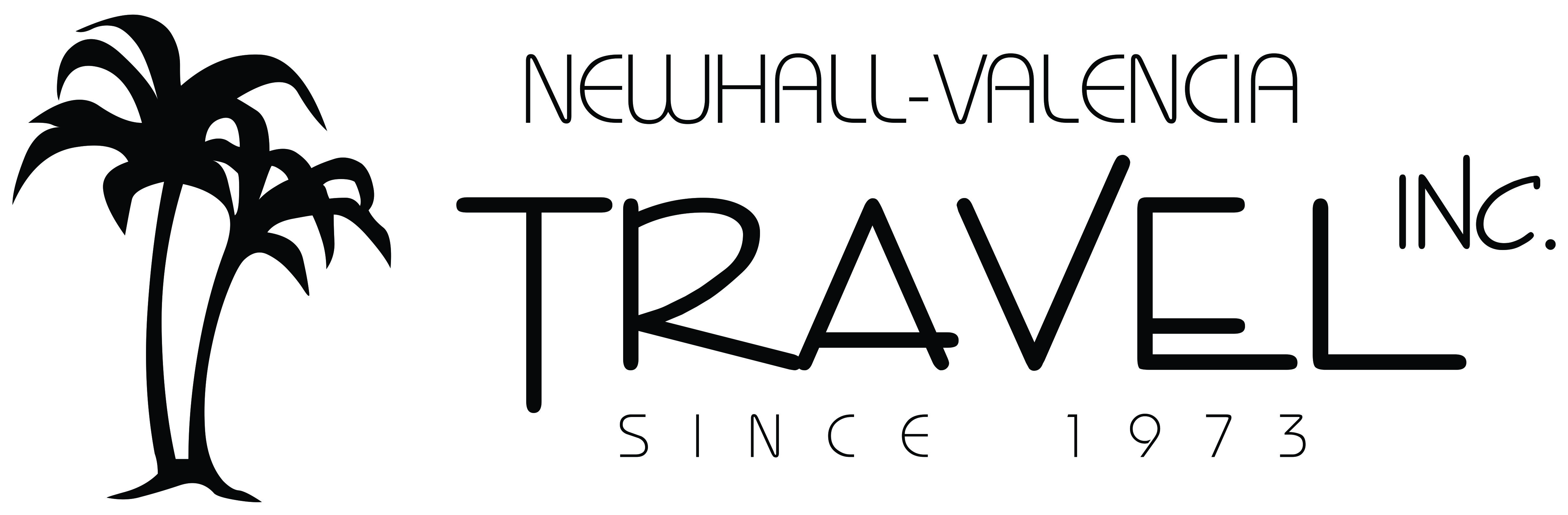 Newhall Valencia Travel Logo