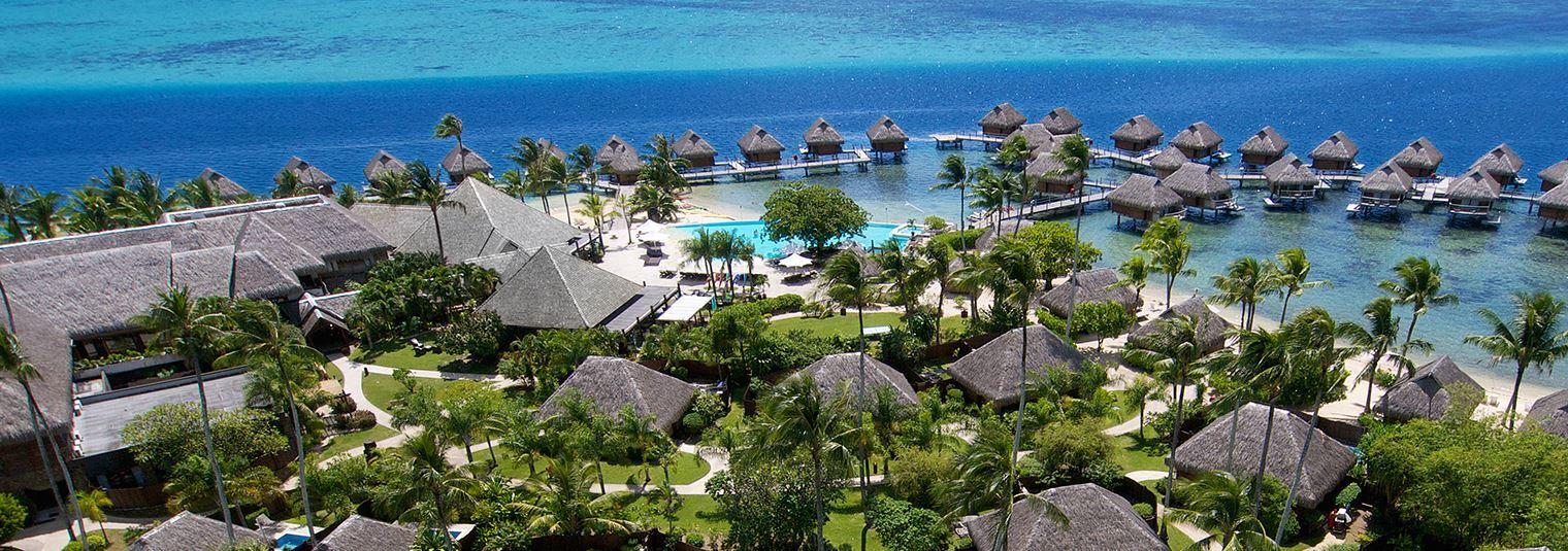 Manava Beach Resort & Spa Moorea Overview